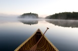 CanoeMistyLake, Cottagecounty