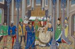 The wedding of João 1 of Portugal to Philippa of Lancaster- from Wikipedia