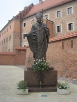 Pope John Paul II in Krakow
